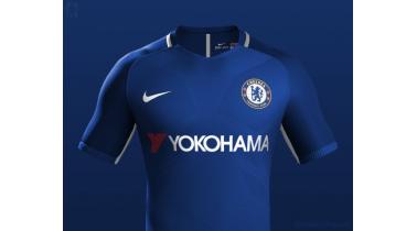 Sportszermárkát  vált a Chelsea!
