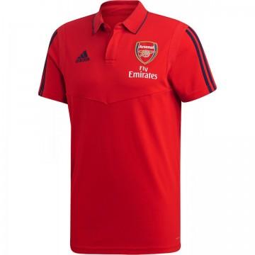 Arsenal póló 2018/19  (fekete)