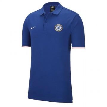 Chelsea Galléros Póló 2019/20 (kék)