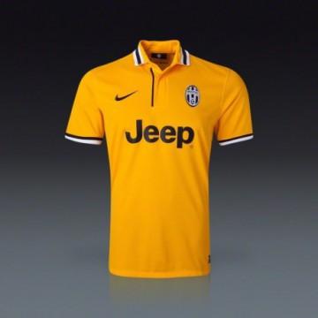 Juventus 2013/14 Vendég mez