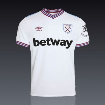 West Ham United 2019/20 Vendég mez