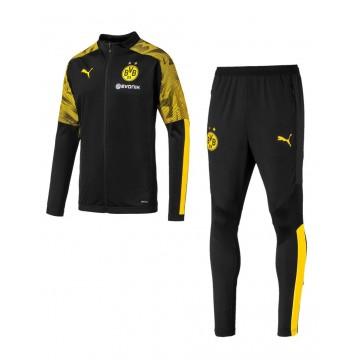 Borussia Dortmund Szabadidőruha 2019/20 (Fekete)