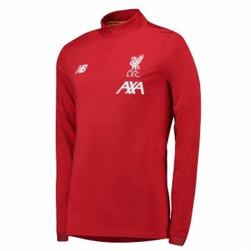 Liverpool Edző pulóver 2019/20 (Piros)