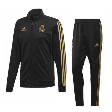 Real Madrid Szabadidő 2019/20 (fekete)