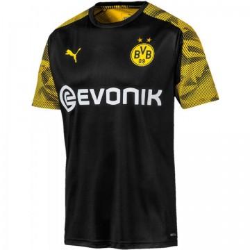 Borussia Dortmund Edző póló 2019/20 (fekete)