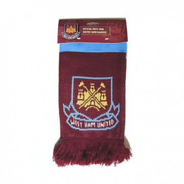 West Ham United Sál (kék-bordó)