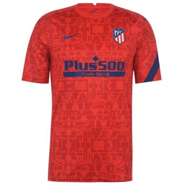 Atletico Madrid mérkőzés előtti póló 2020/21 (piros)