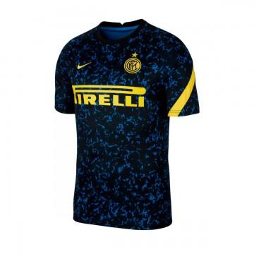Internazionale mérkőzés előtti bemelegítő póló 2020/21