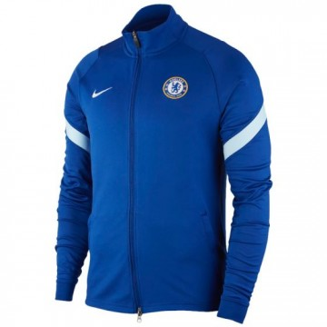 Chelsea Szabadidőpulóver 2020/21 (Kék)