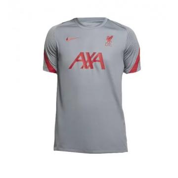 Liverpool Bemelegítő Póló 2020/21 (Szürke)