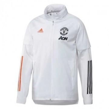 Manchester United Széldzseki 2020/21 (Fehér)