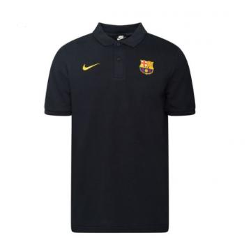Barcelona Galléros Póló 2020/21 (sötétkék)