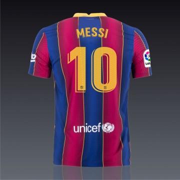 Barcelona Messi mez 2020-21 (hazai)