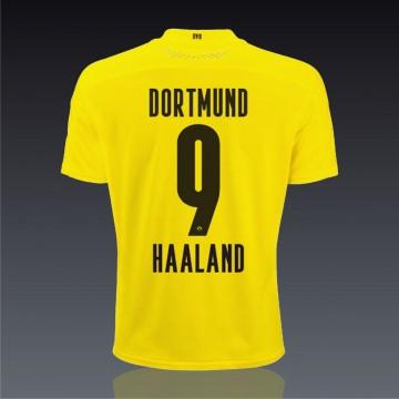 Borussia Dortmund Haaland mez 2020/21 (Hazai)
