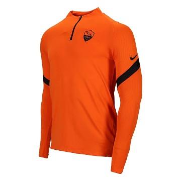 As Roma edző pulóver 2020/21 (narancssárga)