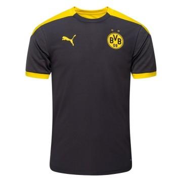 Borussia Dortmund Edző póló 2020/21 (sötétszürke)