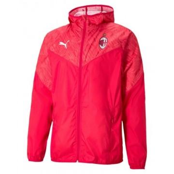 AC Milan széljackie 2020/21 piros