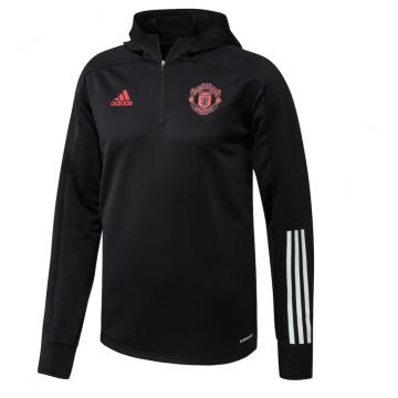 Manchester United training felső 2020/21 (fekete)