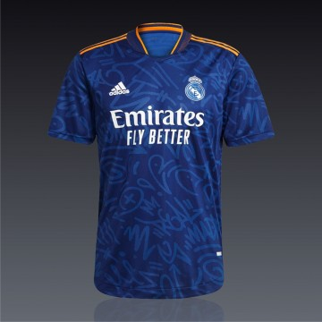 Real Madrid Mez 2021/22 (vendég)