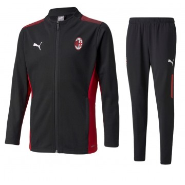 Ac Milan szabadidőruha 2021/22 (Fekete)