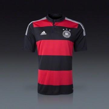 2014-15 Németország Válogatott VB Vendég mez