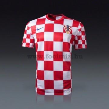 2014-15 Horvát Válogatott VB Hazai mez