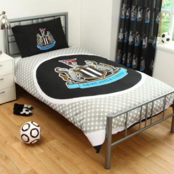 Newcastle United Ágynemű(Dupla mintás)