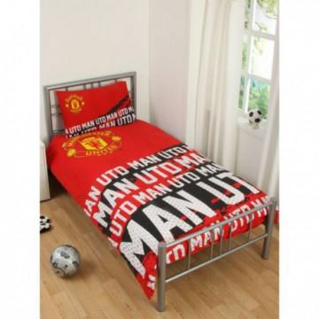 Manchester United Ágynemű (Átlós)