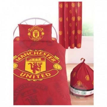 Manchester United függöny