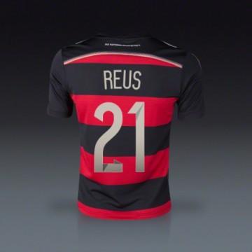 2014-15 Németország Válogatott VB Reus Vendég mez