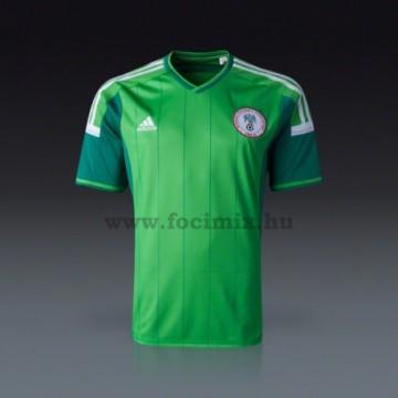 2014-15 Nigéria Válogatott VB Hazai mez