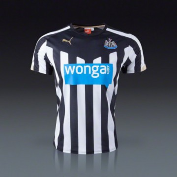 Newcastle United 2014/15 Hazai mez