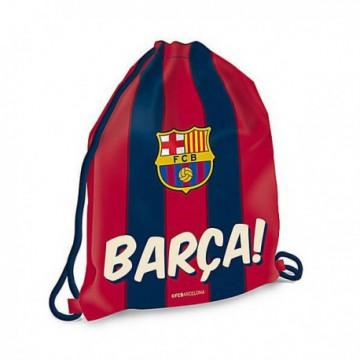 Barcelona sportzsák (csíkos)
