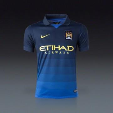 Manchester City 2014/15 Vendég mez