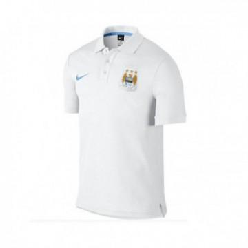 Manchester City 2015/16 Poló  (fehér)
