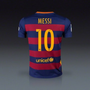 Gyerek Barcelona Messi mez 2015/16