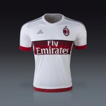AC Milan mez 2015/16 (Vendég)