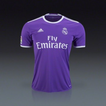 Real Madrid Mez 2016/17 (Vendég)