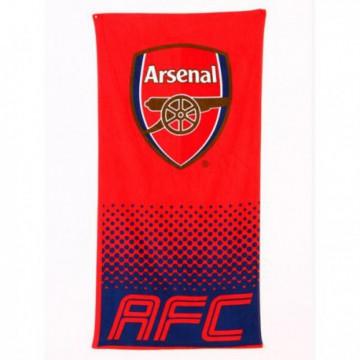 Arsenal Törölköző (körmintás)