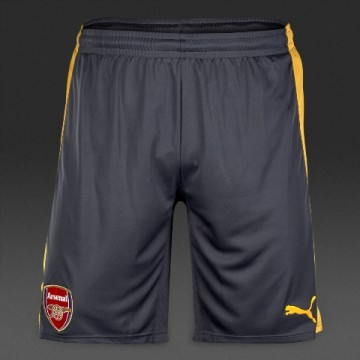 Arsenal short 2016/17 (vendég)