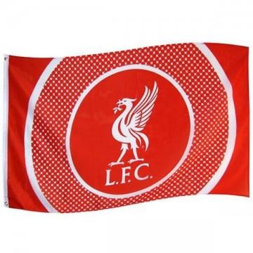 Liverpool Zászló (piros)