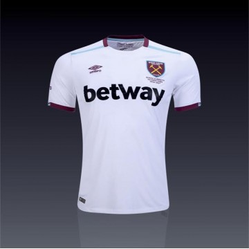 West Ham United 2016/17 Vendégi mez