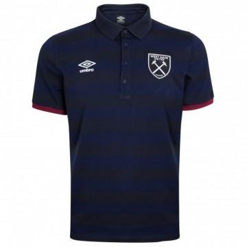 West Ham United 2016/17 Póló (fekete)