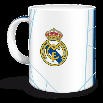 Real Madrid Bögre (fehér)