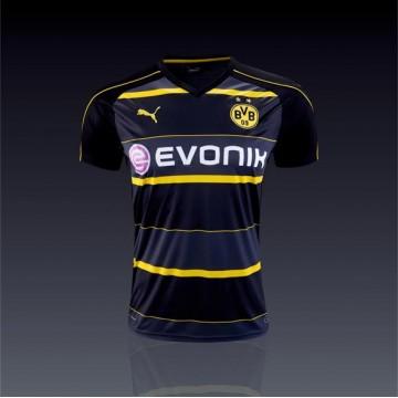 Borussia Dortmund 2016/17 Vendég mez