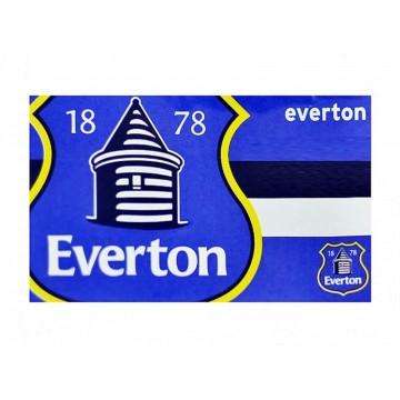 Everton Zászló