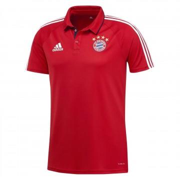 Bayern München Póló 2017/18 (piros)