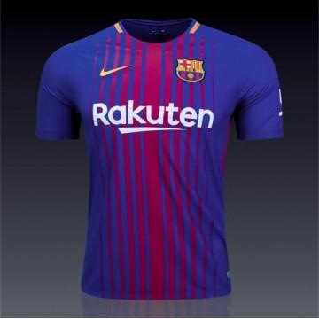 Barcelona mez 2017/18 (Hazai)