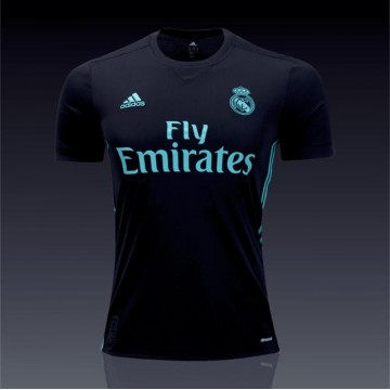 Real Madrid Mez 2017/18 (Vendég)