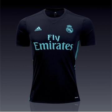Real Madrid Mez 2017/18 (Vendég)